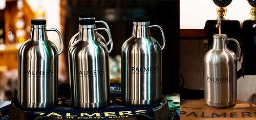Palmers 6 pint Growlers