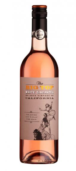 The Big Top White Zinfandel