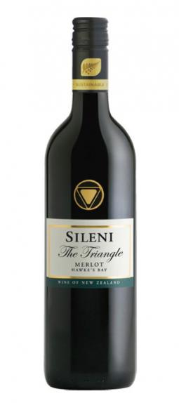 The Triangle Merlot, Sileni