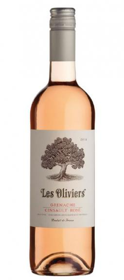 Les Oliviers Grenache Rose