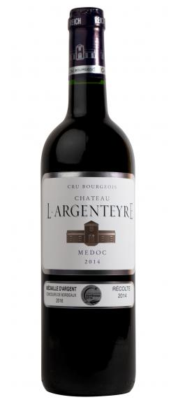 Chateau Argenteyre Cru Bourgeois, Medoc