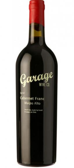 Garage Wine Co Lot 72 Cabernet Franc