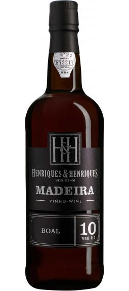 Bual Madeira, 10 Years Old, Henriques & Henriques