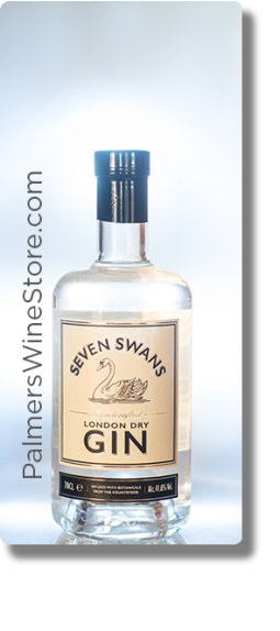 Seven Swans London Dry Gin