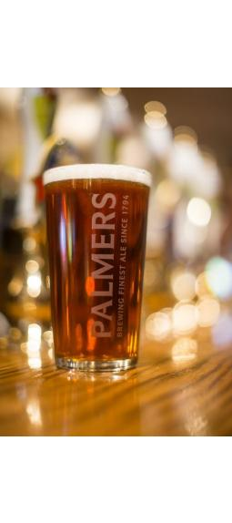 Palmers Pint Glass