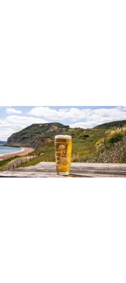 The Dorset Pale Pint Glass