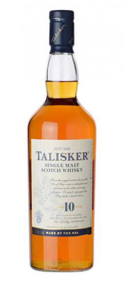 Talisker 10 Year Old, Single Skye Malt