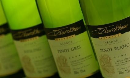 White wines from Loire